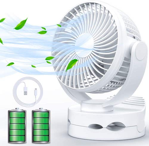 ミニ扇風機 delamu-17