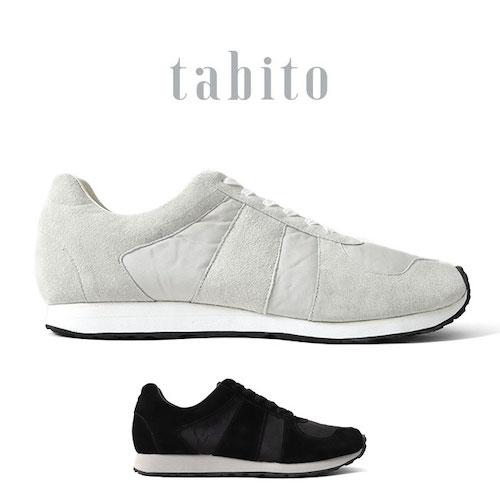 tabito/ジャーマントレーナー足袋スニーカー