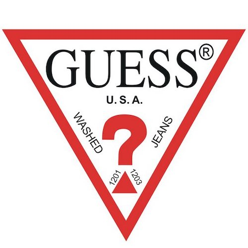 Guess ロゴ