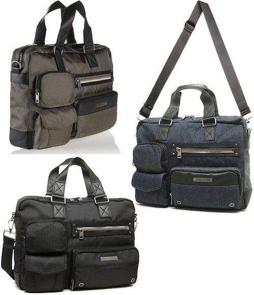 DIESEL/BAG 2WAYビジネスバッグ