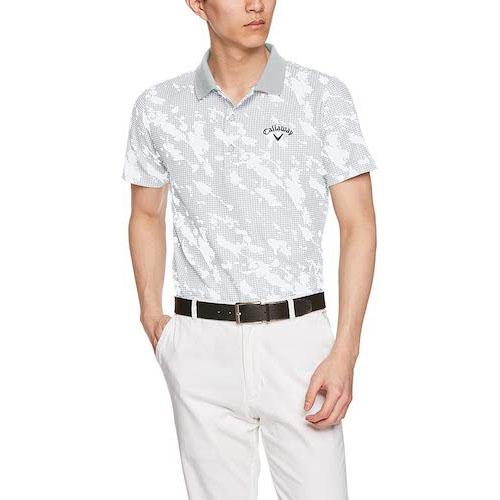 半袖ポロシャツ(機能素材)UVカット/241-8151501