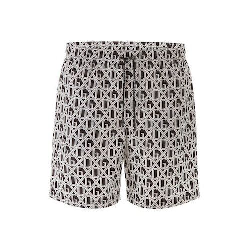 dg print swim trunks