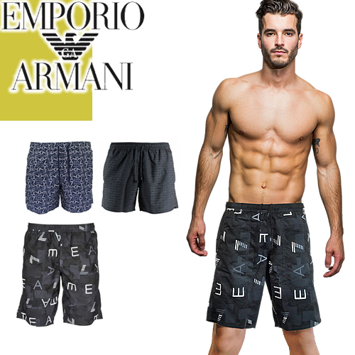 Emporio Armani 水着