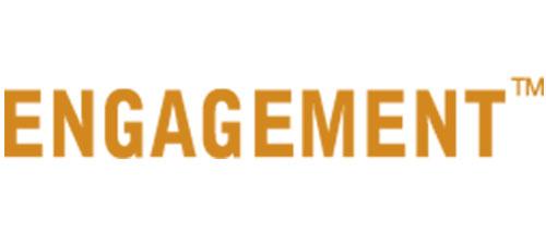 engagement ロゴ