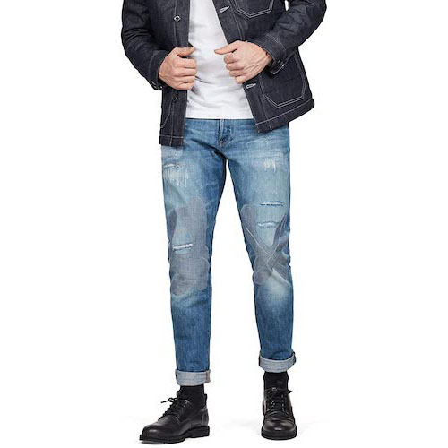 301 Straight Tapered Jeans