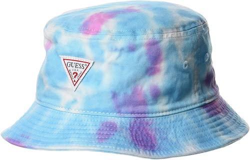 TIE-DYEING BUCKET HAT