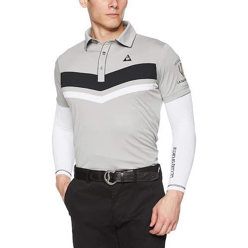Vラインポロシャツ&Vネックインナーシャツ