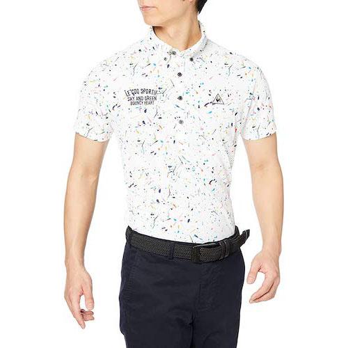 サンスクリーンスプラッシュガラハンソデシャツ