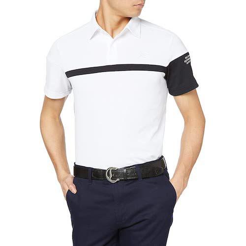 半袖ポロシャツ (ストレッチ・UPF40+) / 012-0168002