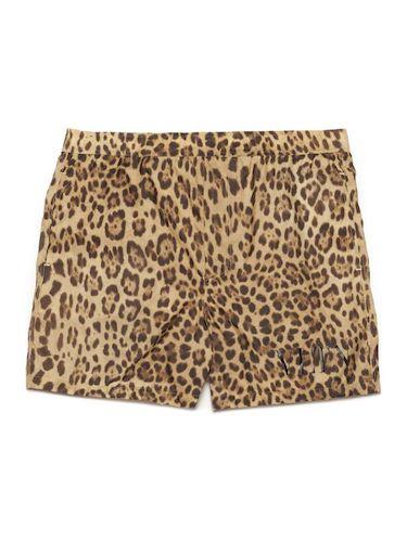 animalier Beach Shorts