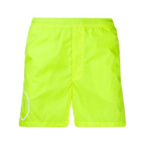 VLOGO print swim shorts