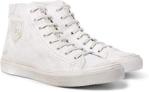Saint Laurent(サン・ローラン)/High-Top sneakers