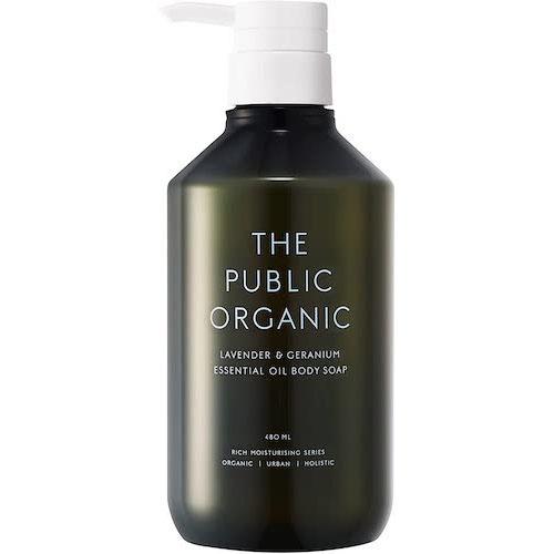 the public organic/スーパー リラックス ボディソープ