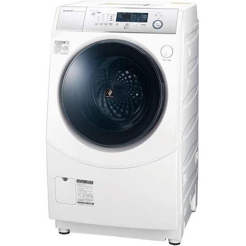 SHARP/ドラム式洗濯機 ES-H10D-WL