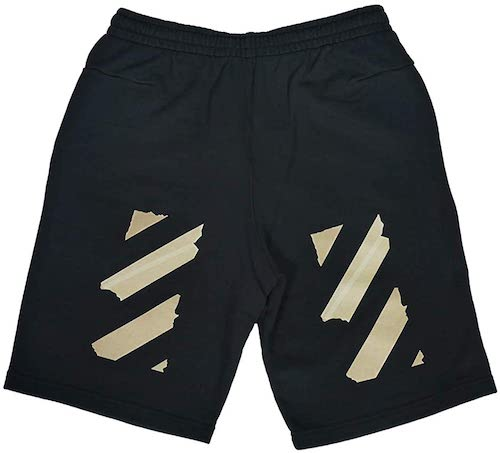 TAPE ARROWS SWEATSHORTS