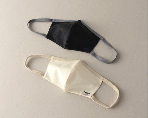 LASKA×SOLOTEX/PLATE マスク