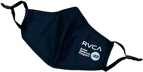RVCA/洗えるマスクBA042-978