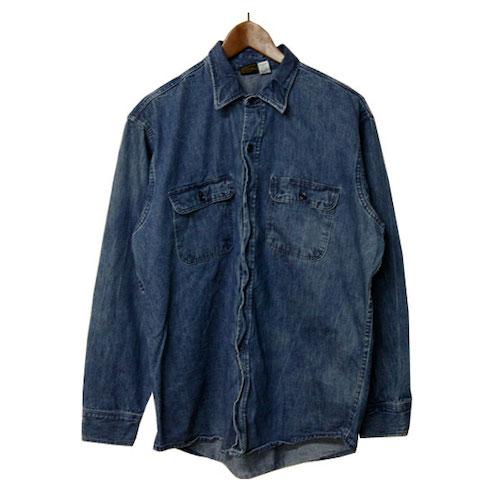 デニムシャツ pre-03w