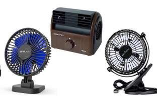 デスク用扇風機