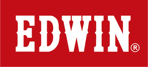 EDWIN ロゴ