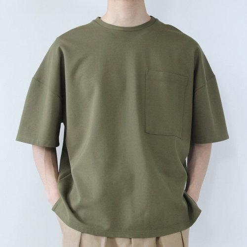 オーバーサイズボックスTシャツ