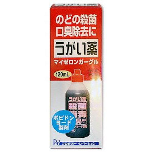 うがい薬/マイゼロンガーグル 120mL
