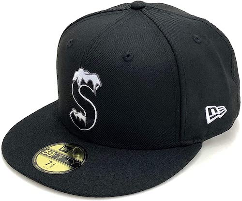 S Logo New Era 59FIFTY Cap