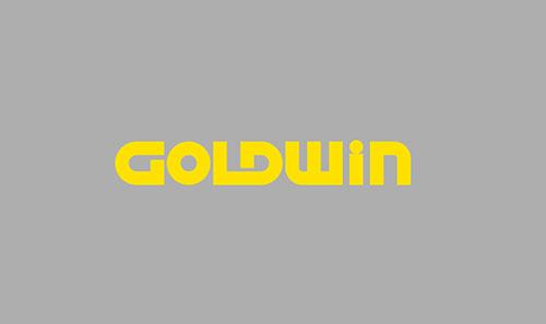 Goldwin ロゴ