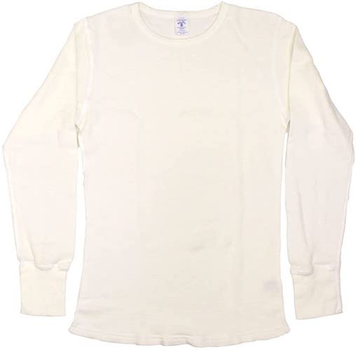 Velva Sheen/ルーネックサーマルロングTシャツ