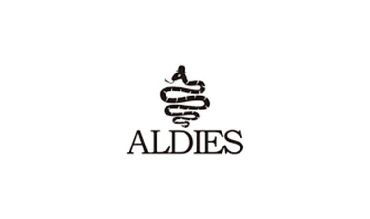 aldies ロゴ