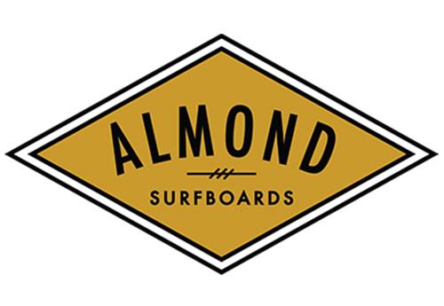 ALMOND ロゴ