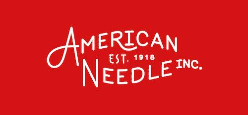アメリカンニードル ロゴ