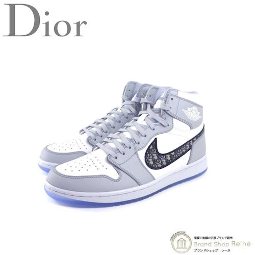 Christian Dior×エアジョーダン コラボハイカットスニーカー