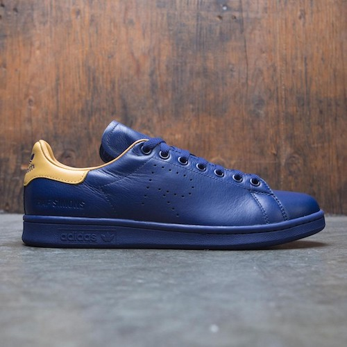 NAVY ADIDAS RAF SIMONS MEN STAN SMITH NIGHT SKY PANTONE