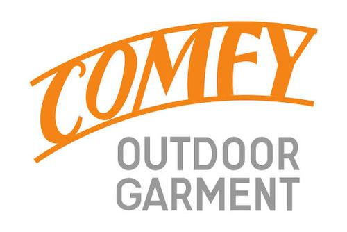COMFY OUTDOOR GARMENT ロゴ