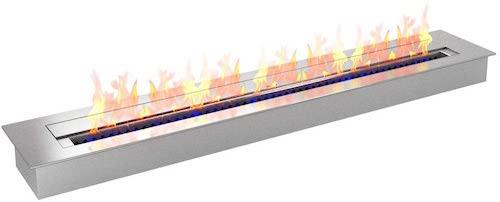 バイオエタノール式暖炉のバーナーインサート36 Inch