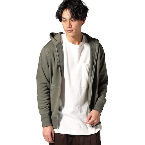 for LOWERCASE ZIP PARKA