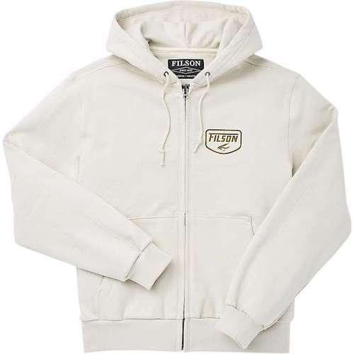 Heavy Weight 15oz Fleece Zip Up Graphic Hoodie