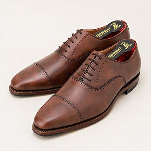 スコッチグレイン紳士靴「ベルオム・マーブル」
