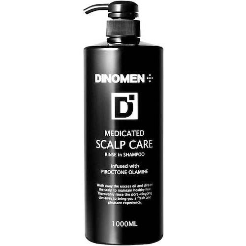 DiNOMEN/薬用スカルプケア リンスインシャンプー