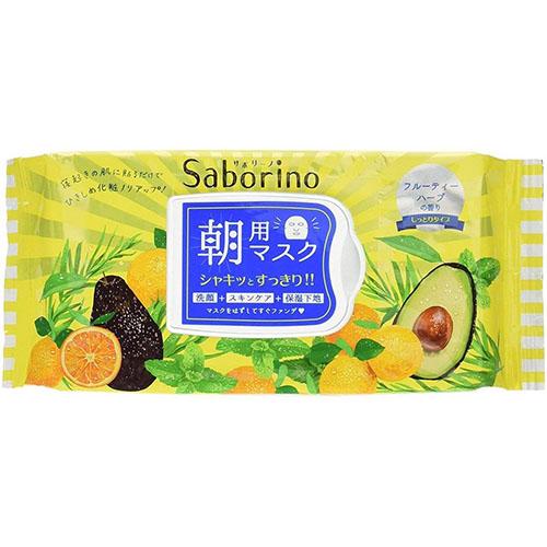 サボリーノ/目ざまシート