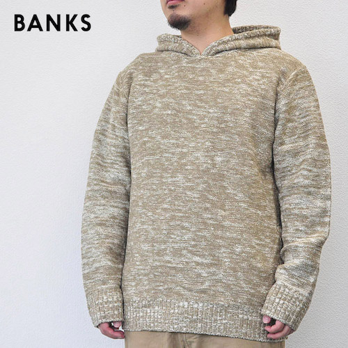 BANKS/UNIFORM KNIT