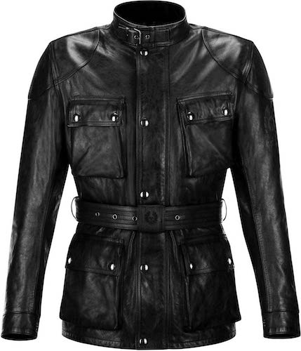 Belstaff Trialmaster Pro Motorcycle Waxed Jacket