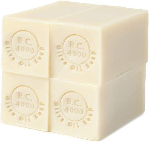 BC4000 オリーブオイル 石鹸 無添加