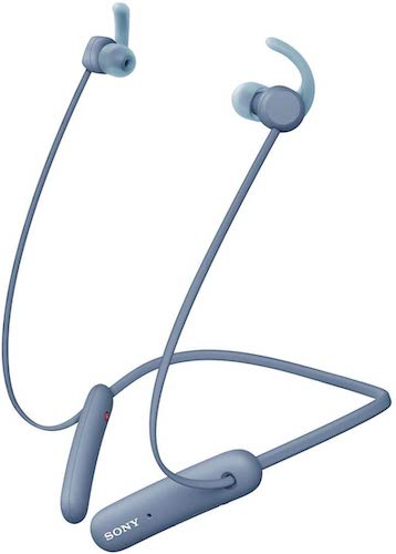 SONY/ワイヤレスステレオヘッドセット/マイク付き/WI-SP510 L
