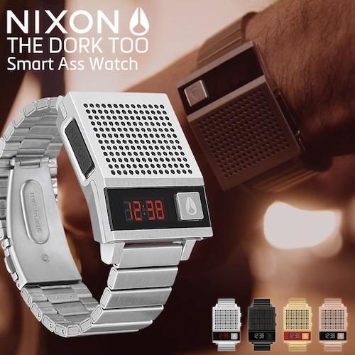 NIXON/THE DORK TOO