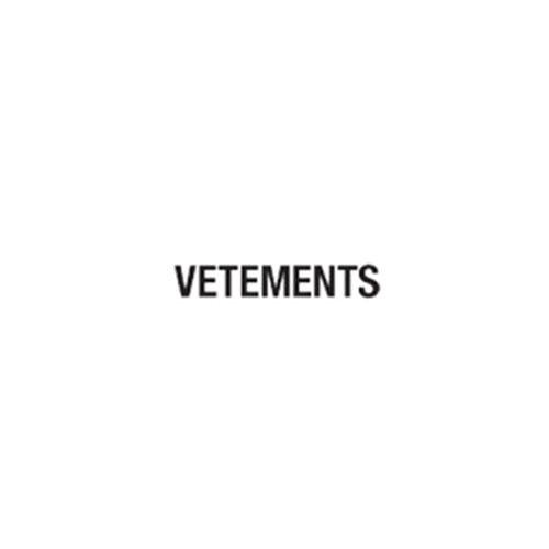 VETEMENTS ロゴ