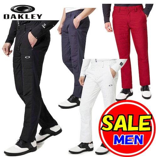 OAKLEY/Skull Uneven Puff Pants