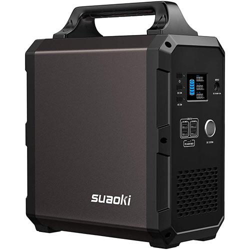 suaoki ポータブル電源 G1200