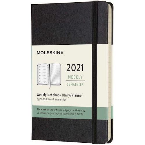モレスキン ハードカバー ポケットサイズ手帳